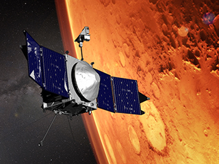 read the article 'NASA's MAVEN Continues to Advance Mars Science and Telecommunications Relay Efforts'