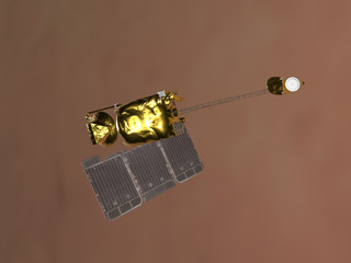 read the article 'NASA's Odyssey Orbiter Marks 20 Historic Years of Mapping Mars'