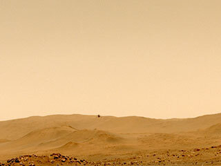 read the article 'NASA's Ingenuity Mars Helicopter Completes First One-Way Trip'