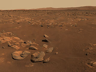read the article 'NASA's Perseverance Rover Begins Its First Science Campaign on Mars'