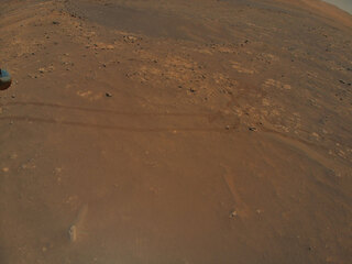 read the article 'NEWS | NASA's Mars Helicopter Reveals Intriguing Terrain for Rover Team'