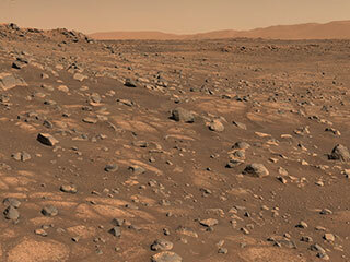 read the article 'NASA Perseverance Mars Rover to Acquire First Sample'