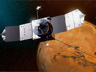 read the article 'NASA Mars Mission Begins a New Chapter of Science With a New Leader'