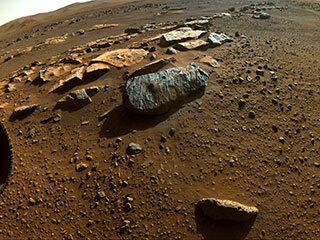 Read more on NASA's Perseverance Rover Collects Puzzle Pieces of Mars' History