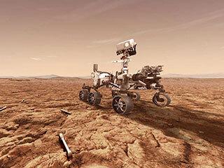 Read more on Justin Simon Shepherds Perseverance Through First Phase of Martian Rock Sampling