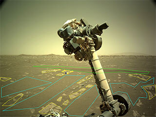 read the article 'NEWS | You Can Help Train NASA's Rovers to Better Explore Mars'