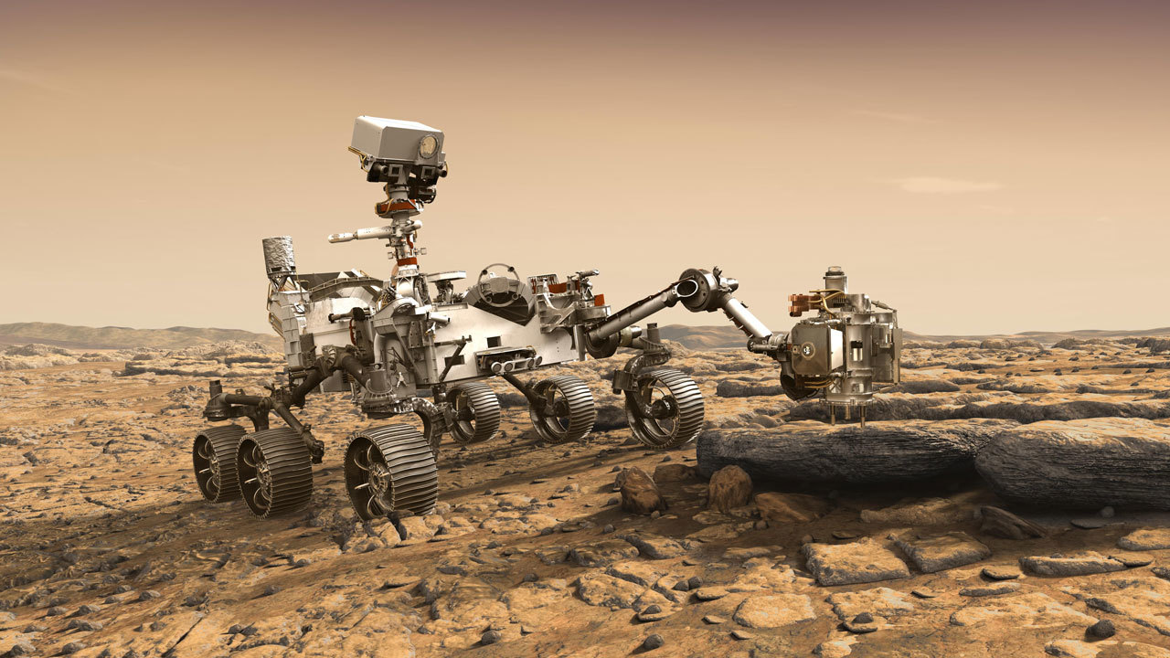 Read article: Scientists to Debate Landing Site for Next Mars Rover