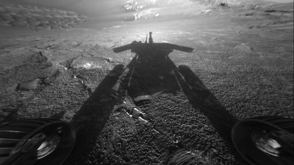 Read article: NASA's Opportunity Rover Mission on Mars Comes to End