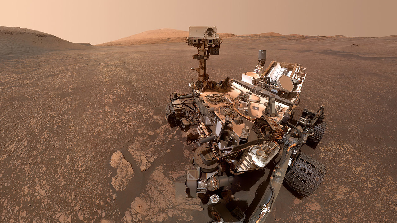 NASA's Curiosity Mars Rover Finds a Clay Cache – NASA's ...