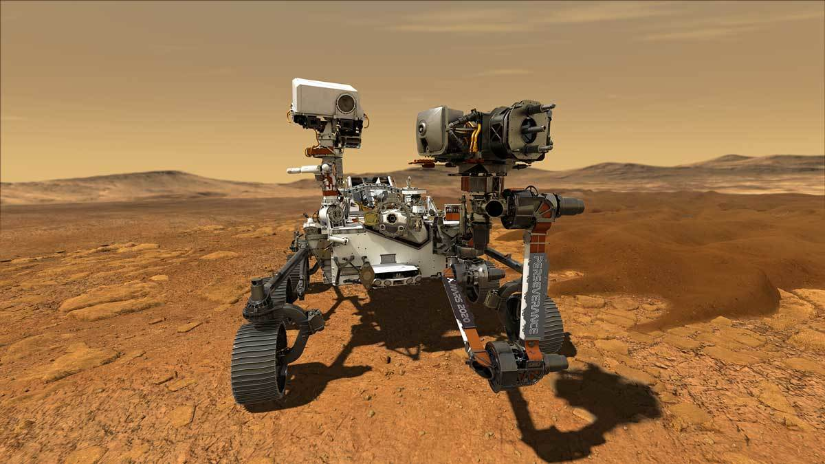 Read article: Virginia Middle School Student Earns Honor of Naming NASA's Next Mars Rover