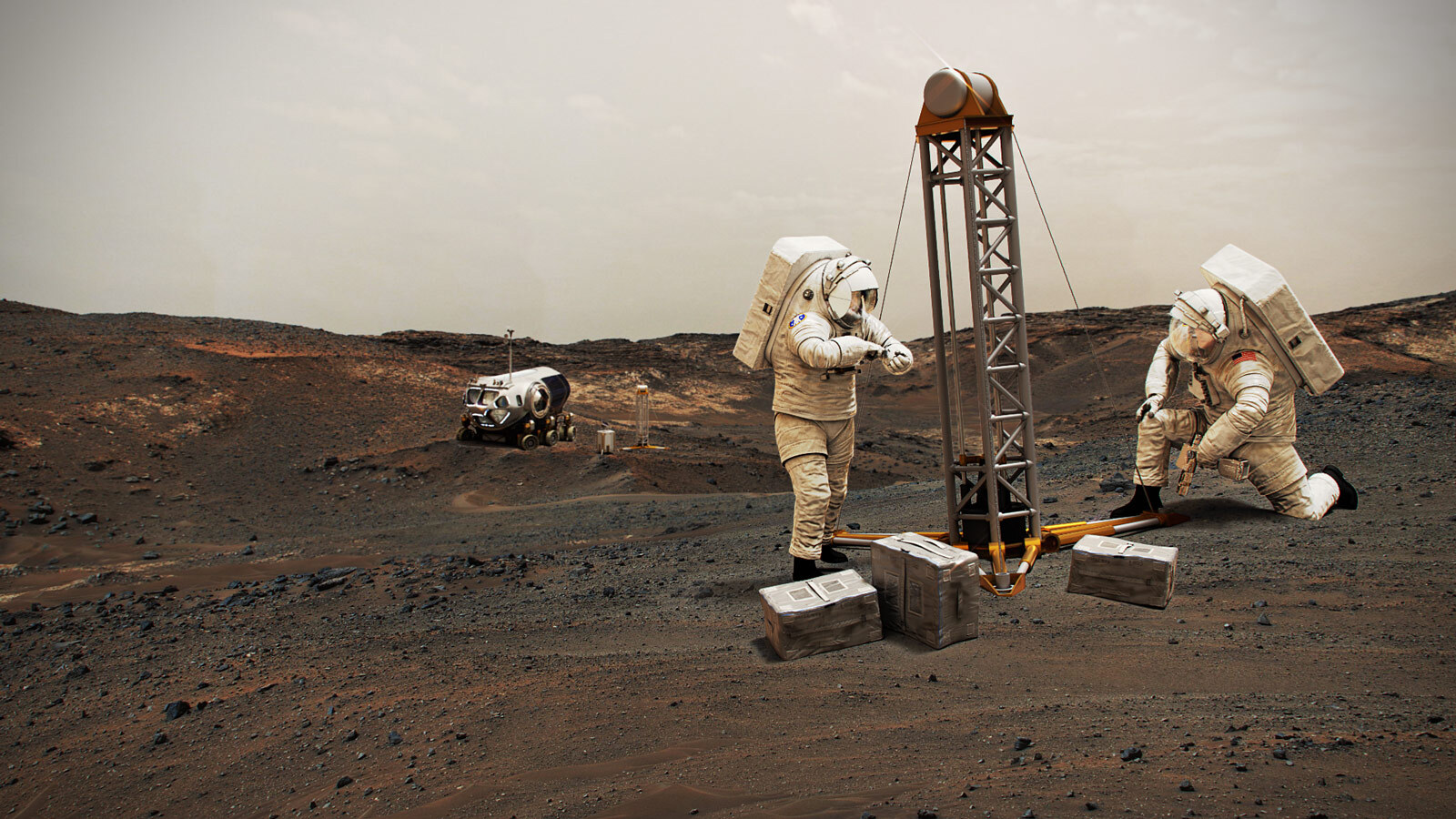 Read article: NASA's Perseverance Rover Will Carry First Spacesuit Materials to Mars