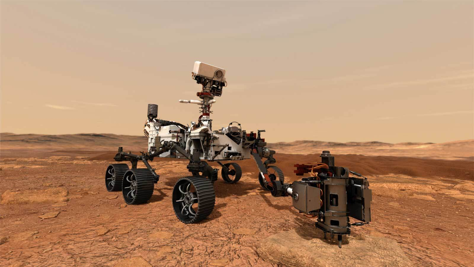 Read article: NASA Moves Forward With Campaign to Return Mars Samples to Earth