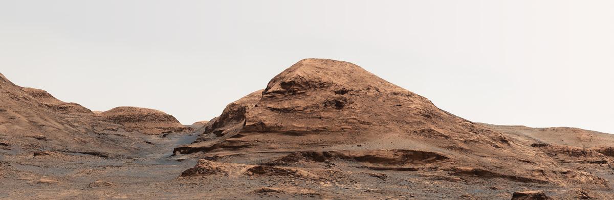 NASA's Curiosity Team Names Martian Hill That Serves as Mission 'Gateway'