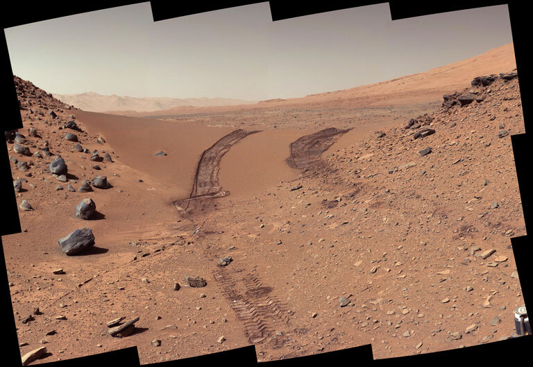Salts Could Be Important Piece of Martian Organic Puzzle