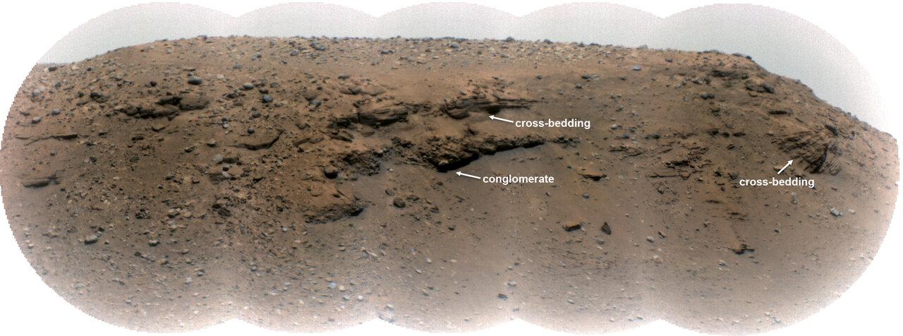 My Favorite Martian Image: Jezero Crater's 'Delta Scarp'