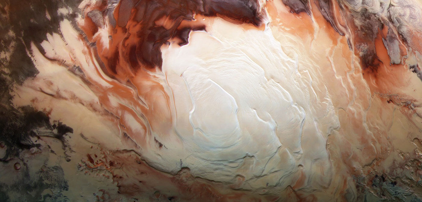 Study Looks More Closely at Mars' Underground Water Signals