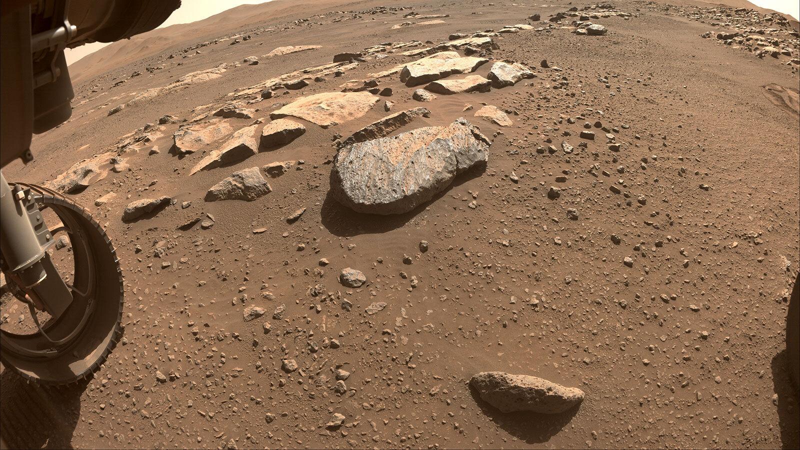 NASA's Perseverance Plans Next Sample Attempt