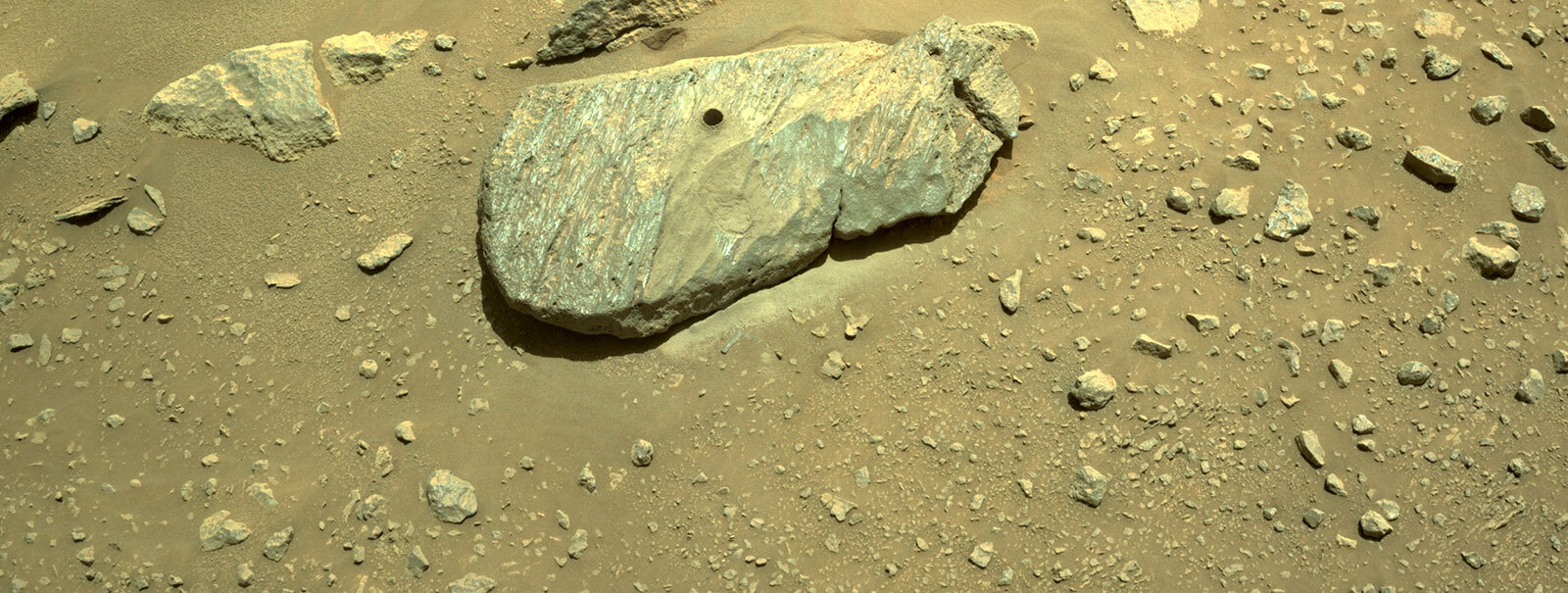 Read article: With First Martian Samples Packed, Perseverance Initiates Remarkable Sample Return Mission