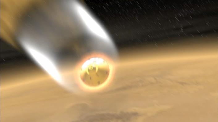 mars rover landing animation - photo #33