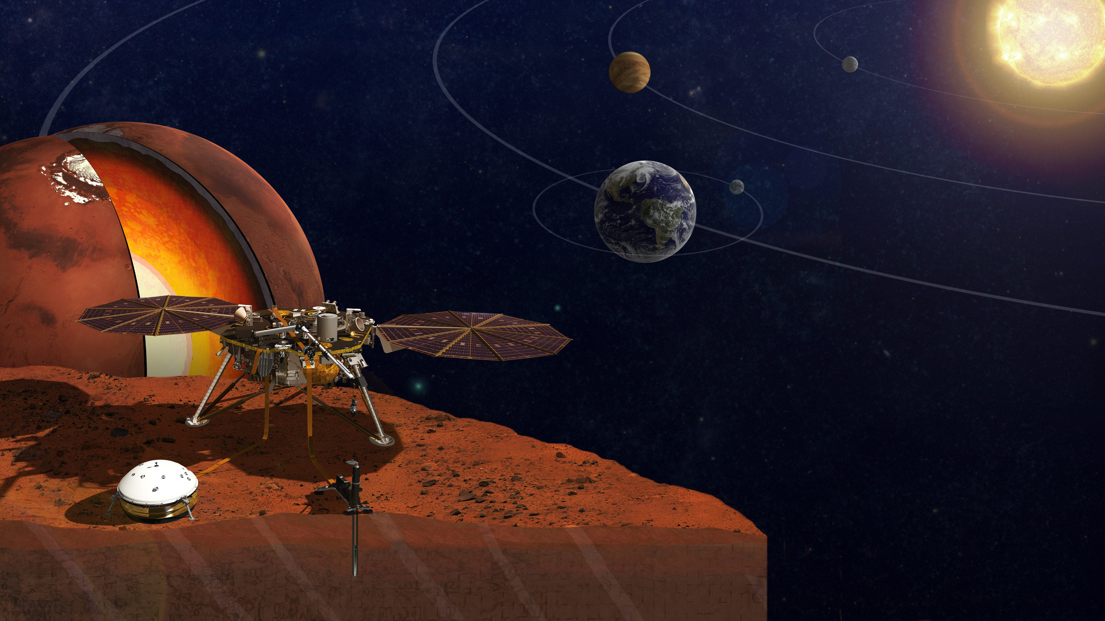 Send your name to mars u2013 nasas mars exploration program