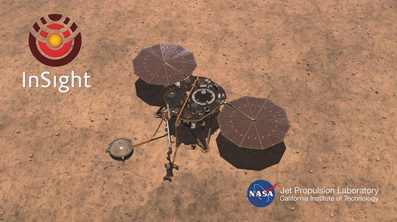 NASA Mars InSight Overview – NASA's Mars Exploration Program