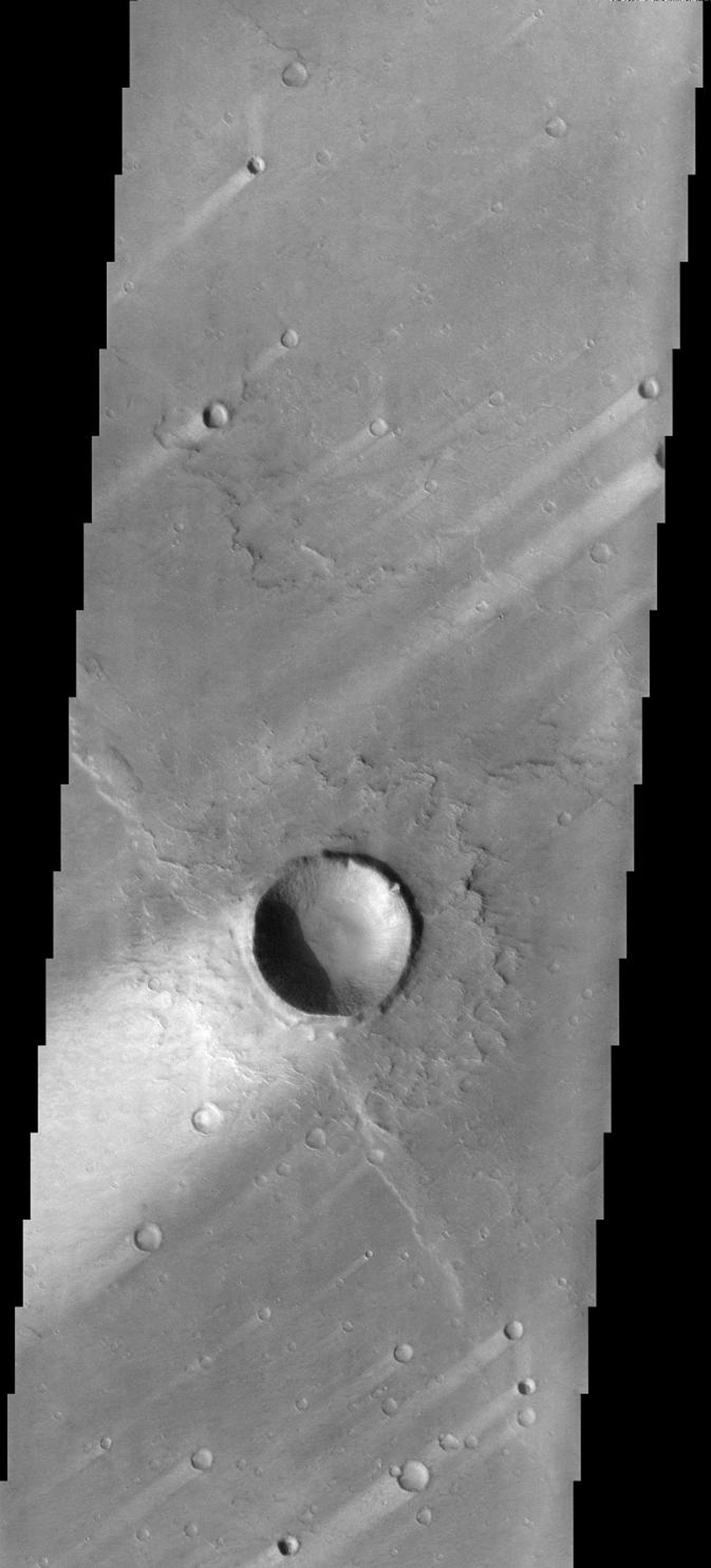 Syrtis Major Windstreaks