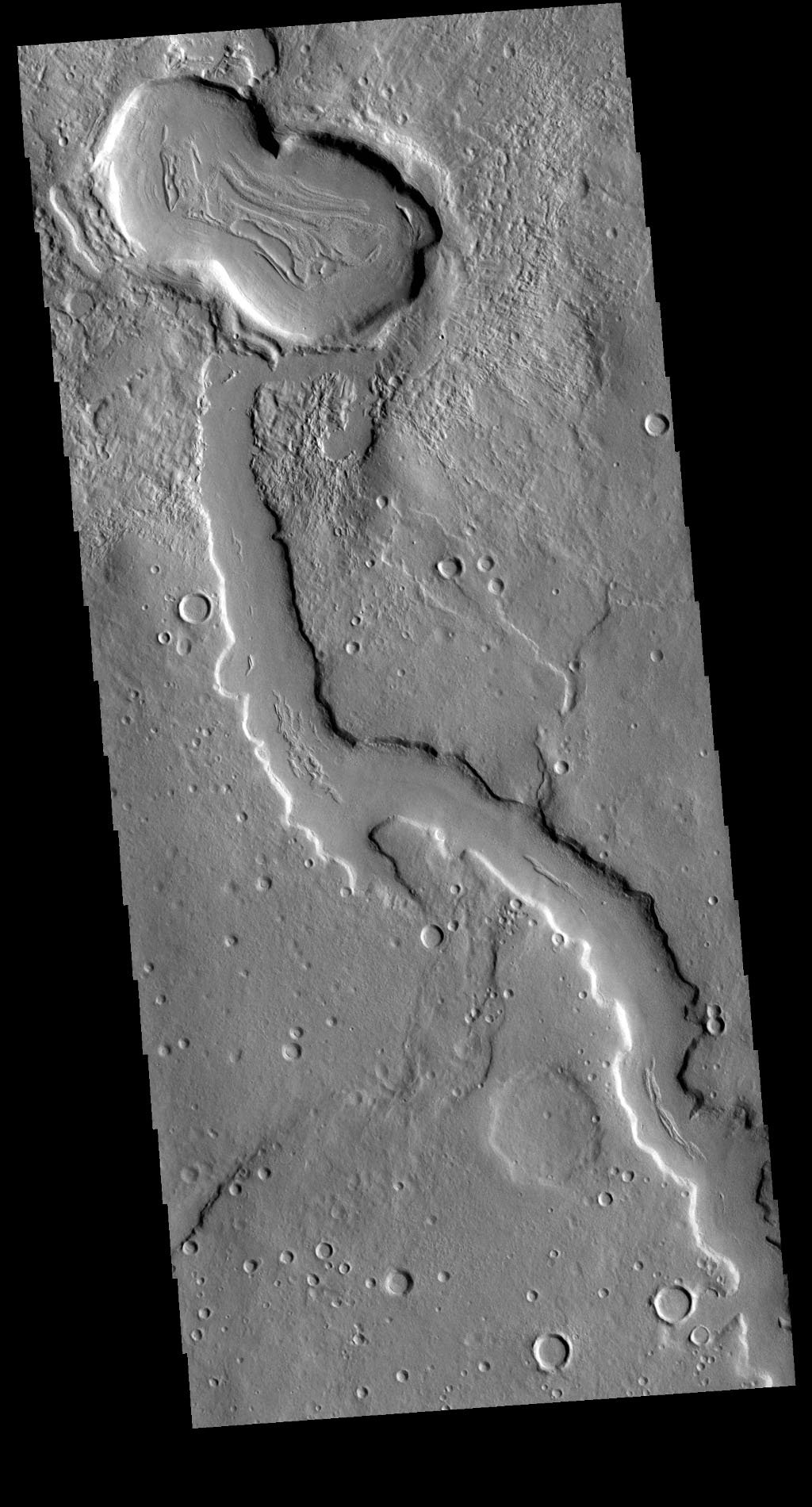 Terra Sabaea Channel