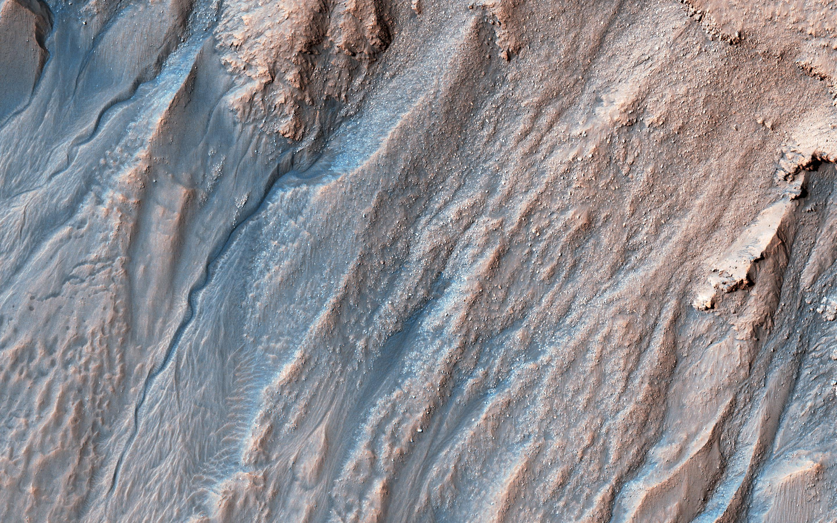 PIA23020: Multi-Elevation Gullies