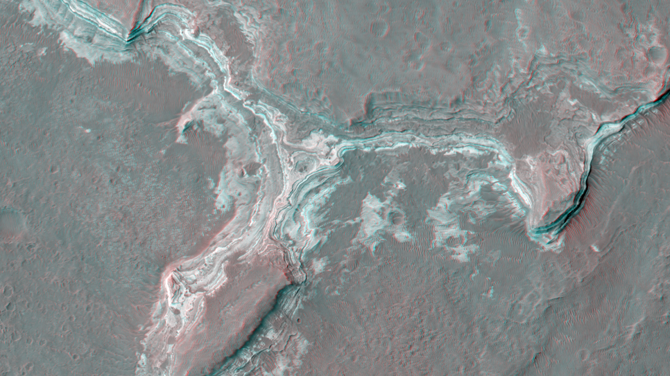 This image shows part of Ladon Vallis that is located within Ladon basin.