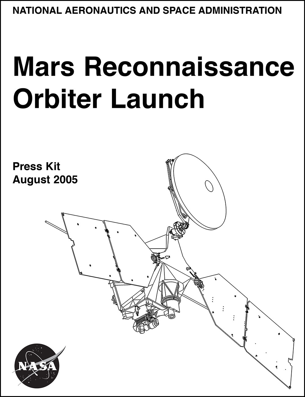 MRO launch press kit