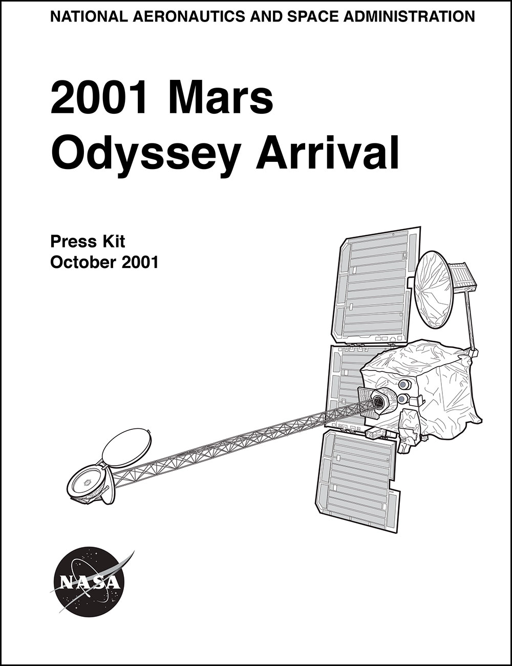 Odyssey arrival press kit