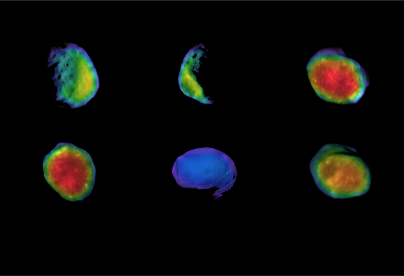Three New Views of Mars' Moon Phobos