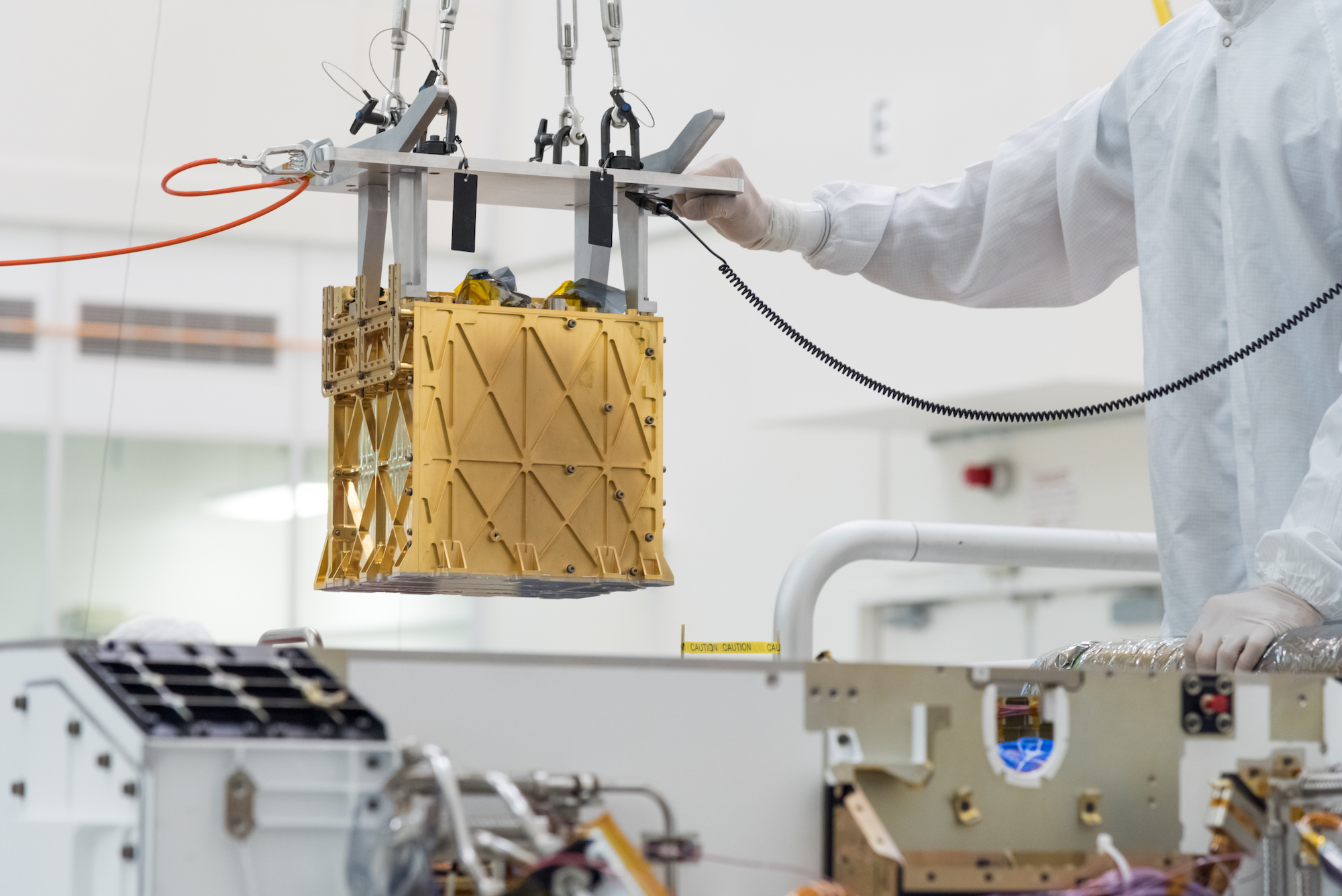Perseverance Extracts First Oxygen From Mars
