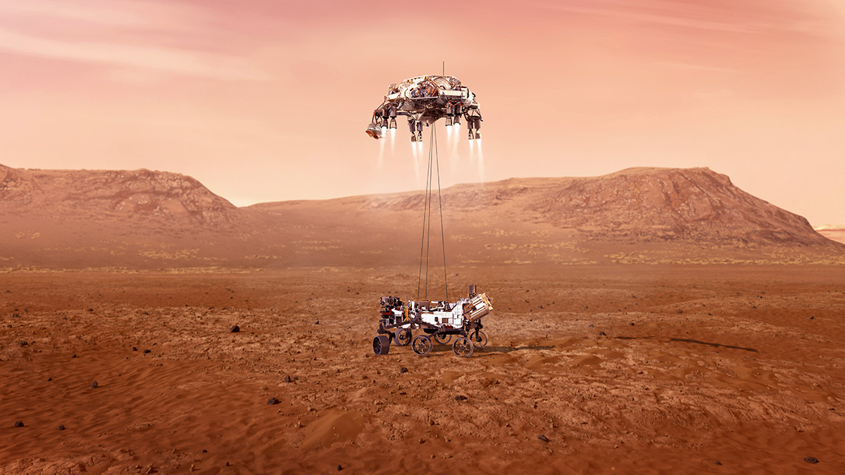 One-Stop-Shopping for Upcoming Mars Landing