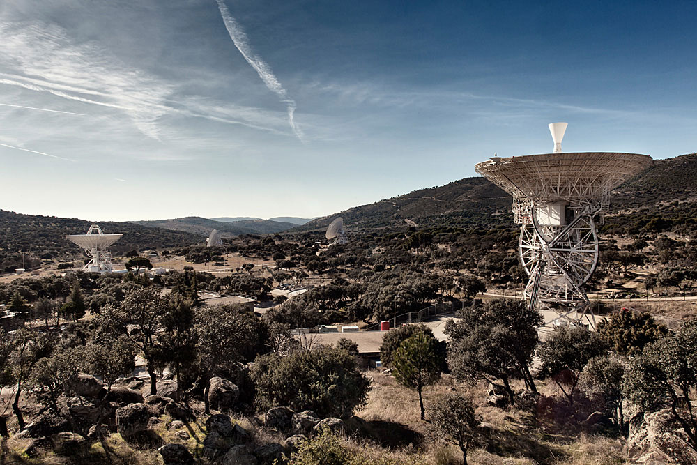 Madrid's radio antennas will take the lead in receiving telemetry from the Mars Relay Network during Perseverance's entry, descent and landing.