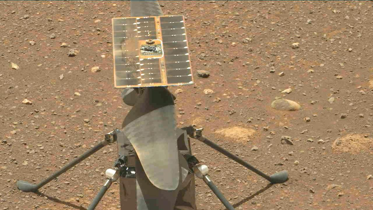 NASA to Attempt First Controlled Flight on Mars As Soon As Monday