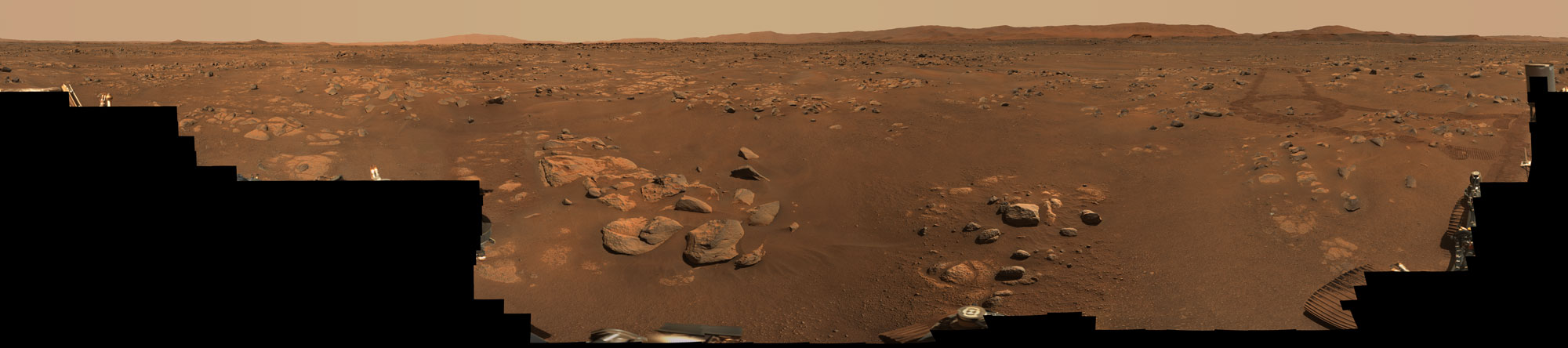 Perseverance Begins First Science Campaign on Mars