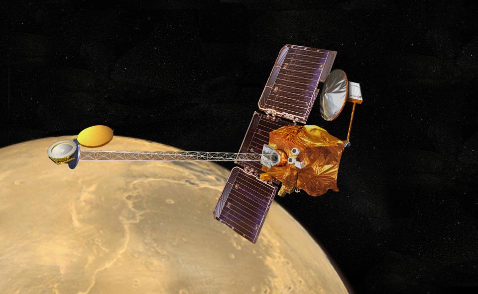 mars odyssey rover - photo #25