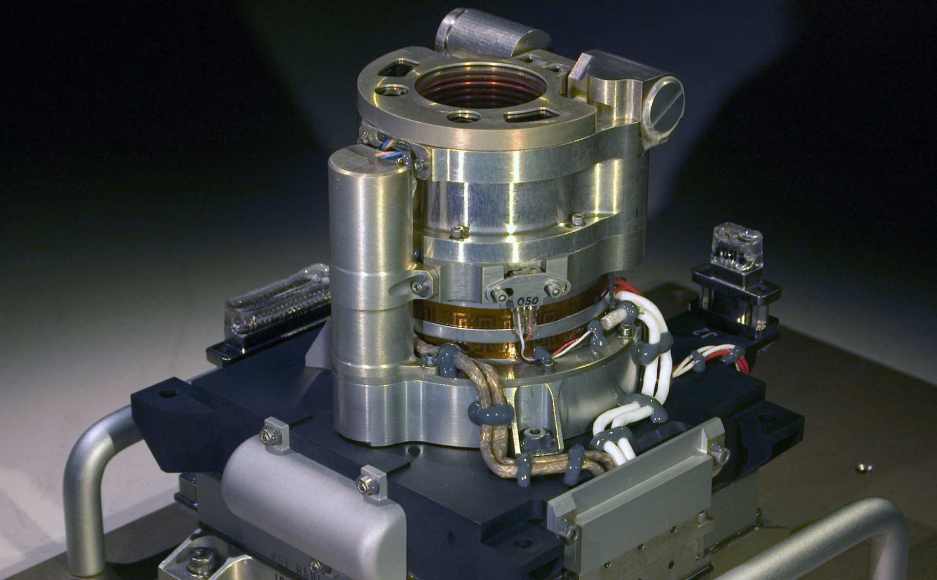 The Mars Hand Lens Imager (MAHLI) camera will fly on NASA's Mars Science Laboratory mission, launching in late 2011.