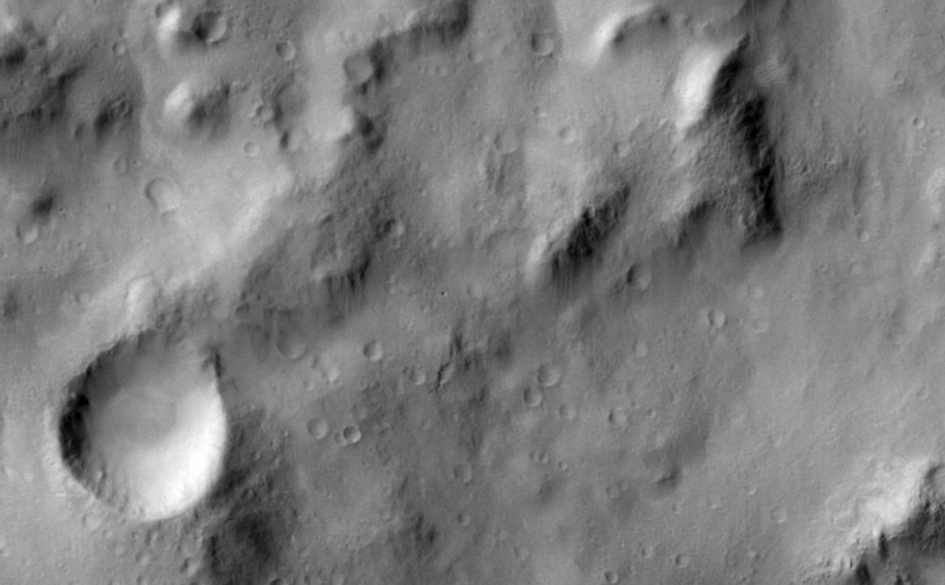The Thermal Emission Imaging System (THEMIS) camera on NASA's Mars Odyssey spacecraft has completed an unprecedented full decade of observing Mars from orbit.