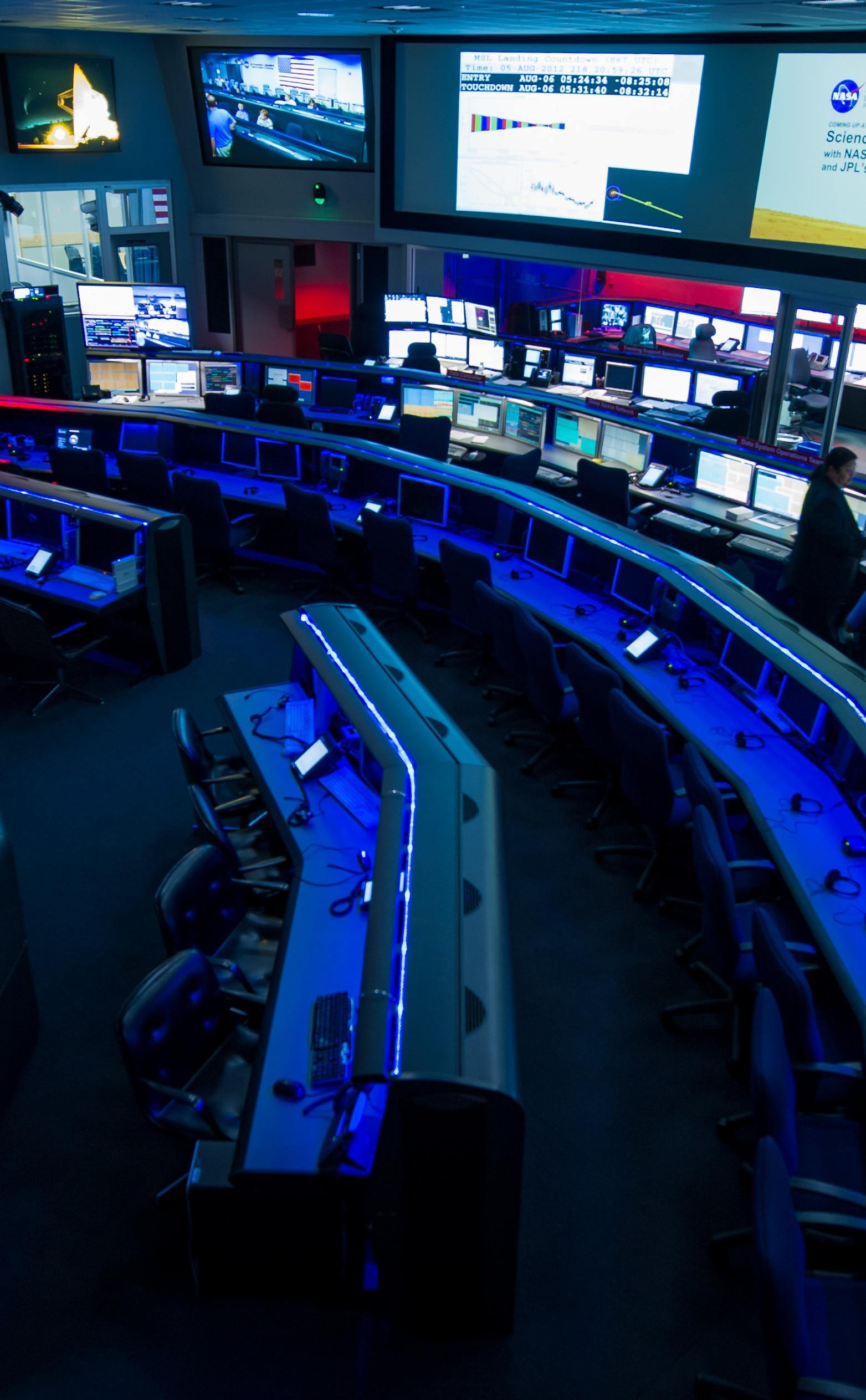 mars rover control room - photo #8