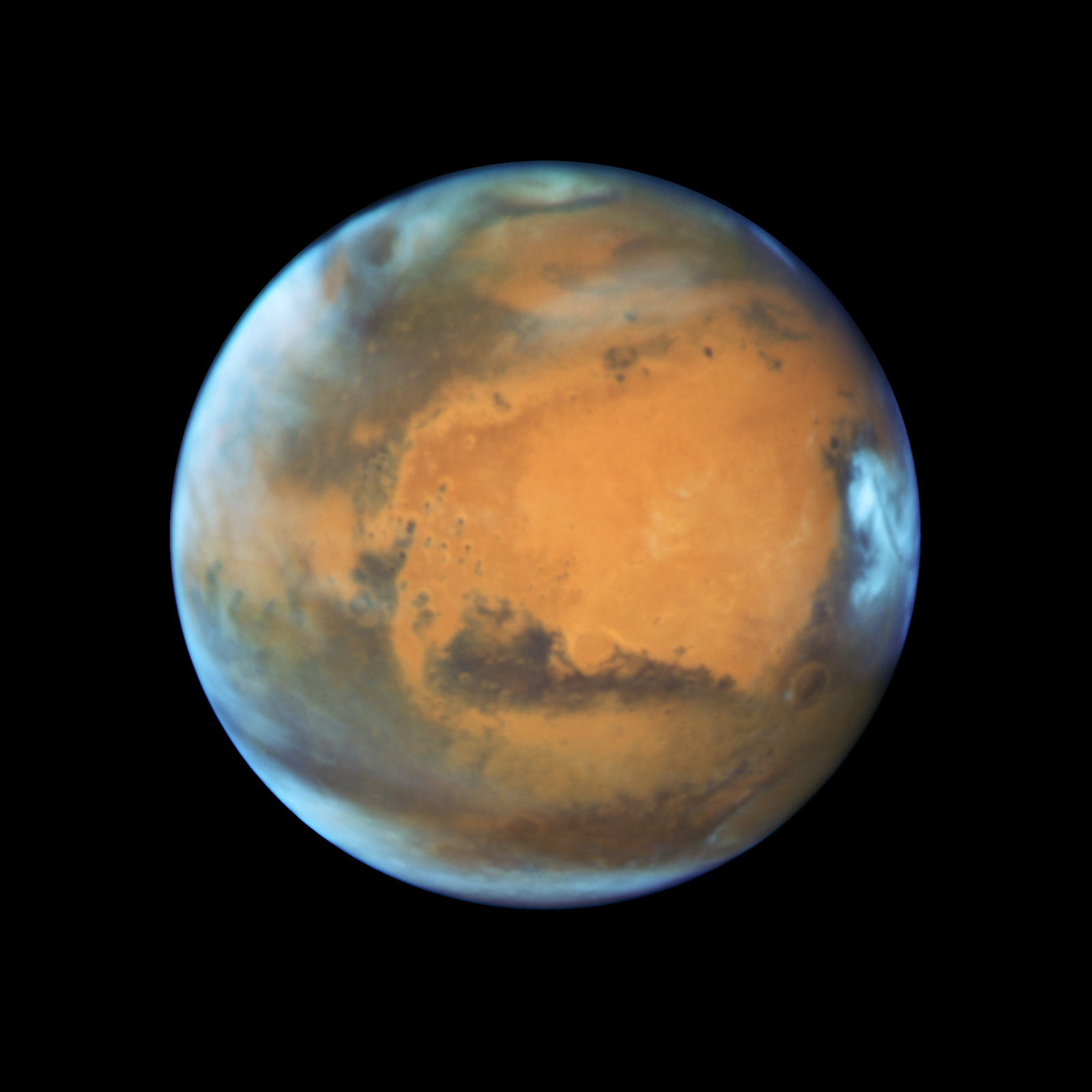On May 30, Mars will be the closest it has been to Earth in 11 years, at a distance of 46.8 million miles. Mars is especially photogenic during opposition because it can be seen fully illuminated by the sun as viewed from Earth.