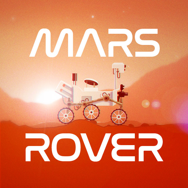Mars Rover Is New Social Media Game
