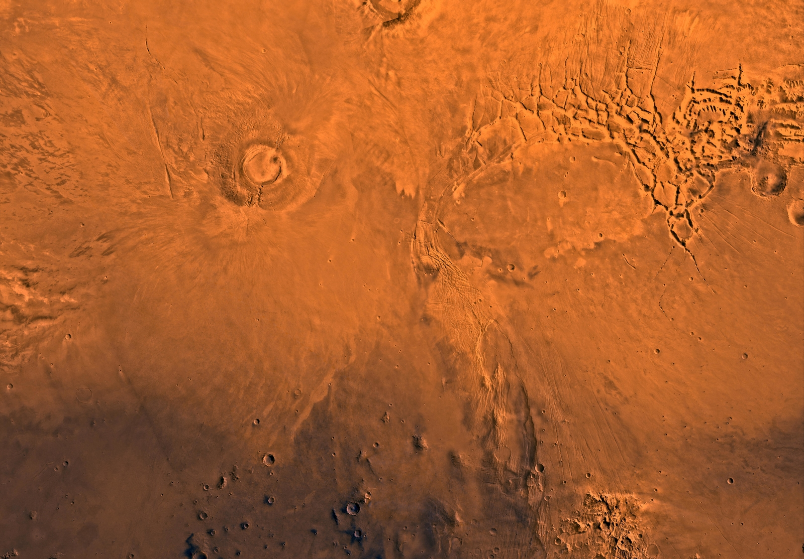 MC-17 Phoenicis Region