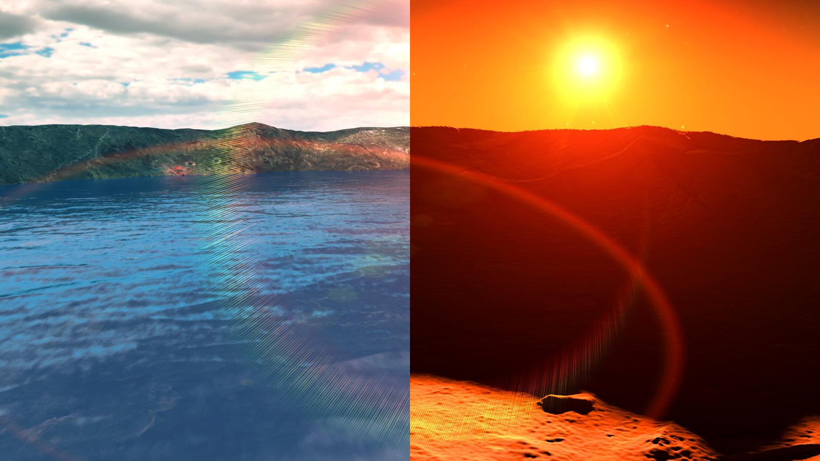 NASA's Mars Exploration Program : Multimedia - The Look of ...