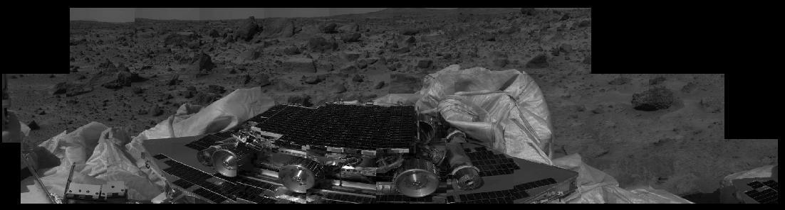 mars rover july 4 1997 - photo #30