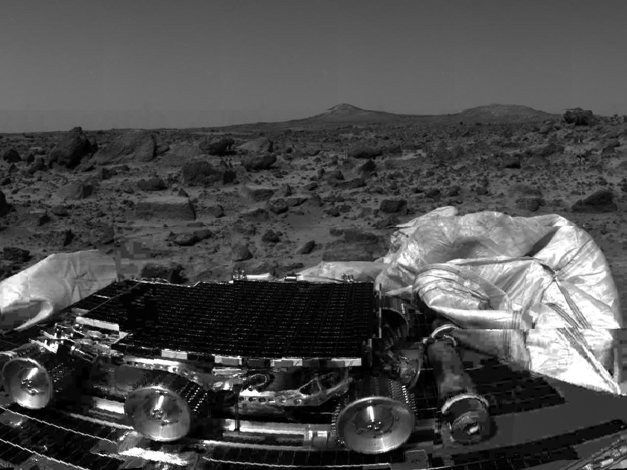 mars rover sojourner - photo #24