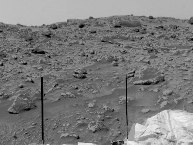 mars rover landing airbags - photo #30