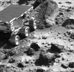 mars rover july 4 1997 - photo #21