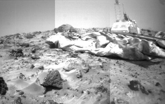 mars rover july 4 1997 - photo #36